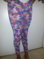 Assorted pretty colored Leggings