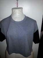 Ladies Crop Top Tee Style