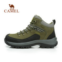 CAMEL outdoor lacing shoes