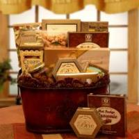 The Gourmet Encore Gift Basket