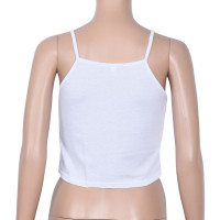 White Camis Top