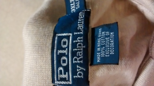 Big n Tall Polo Ny Ralph Lauren 4XL