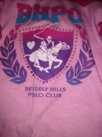 BeverlyHills Polo Cub long sleeves for girls