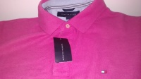 Tommy Polo Style Top
