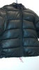 kids Black Bubble Puffer Coat by H&M
