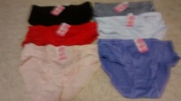 Undees Assorted Colors 2XL