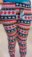Leggings assorted deco design