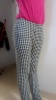 Leggings houndstooth patterned
