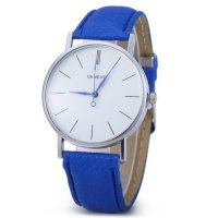Bold & Blue Unisex Watch