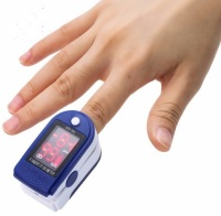 The pulse oximeter