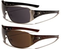 Khan Rectangle Mens Sunglasses (KN3722)