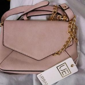 Small shoulder/crossbody bag by Urban Expressions