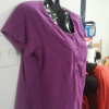 Womens Top rasberry