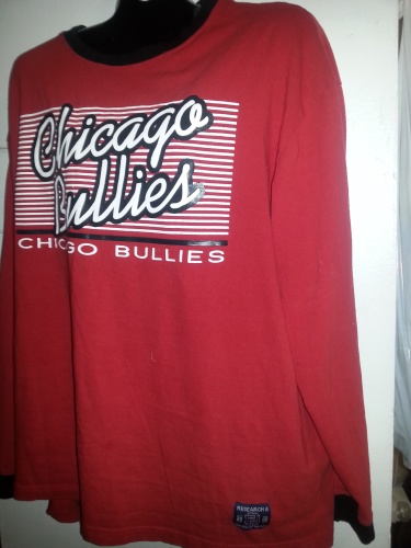 Chicago  Bullies Long Sleeved Top