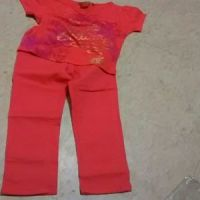 Apple Bottoms Designer Tee,  Pants by Baby Phat     6.99
