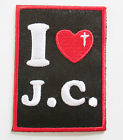 Patch - I Love JC, Good for Sunday School, Gifts