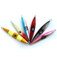 10CM deep sea fishing lure lead fish jig 60g Lead Head Fish Metal Lure hard bait