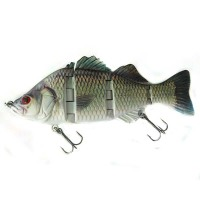 "CH4J01F 4"" 5.5"" 7"" Bass Bait Jointed Fishing Lure"