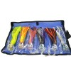 Trolling lures resin skirt