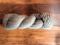 Alpaca/Llama Blend Natural Light Grey