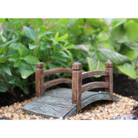 Fairy Wooden Bridge