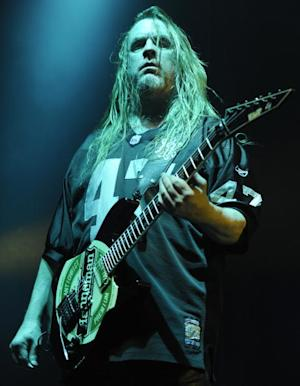 Jeff Hanneman [Photo: Tim Mosenfelder/Getty Images]