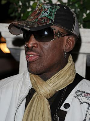 rodman women Basketball star dennis rodman takes it all off for the animals in his ad for peta.