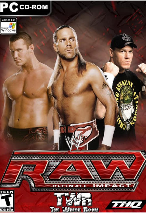 Wwe Raw Ultimate Impact 2012 Торрент