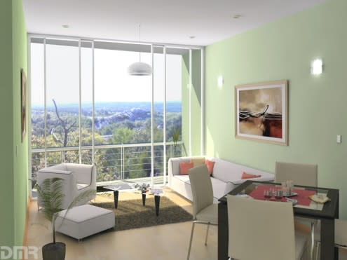 ��� ���� ������ ������ ���� 2014 Green living rooms 2015 apartment_living_by_