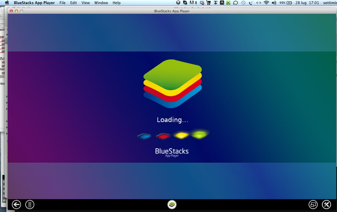 الكمبيوتر Bluestacks v0.8.1.3011,بوابة 2013 bluestackrunning.jpg