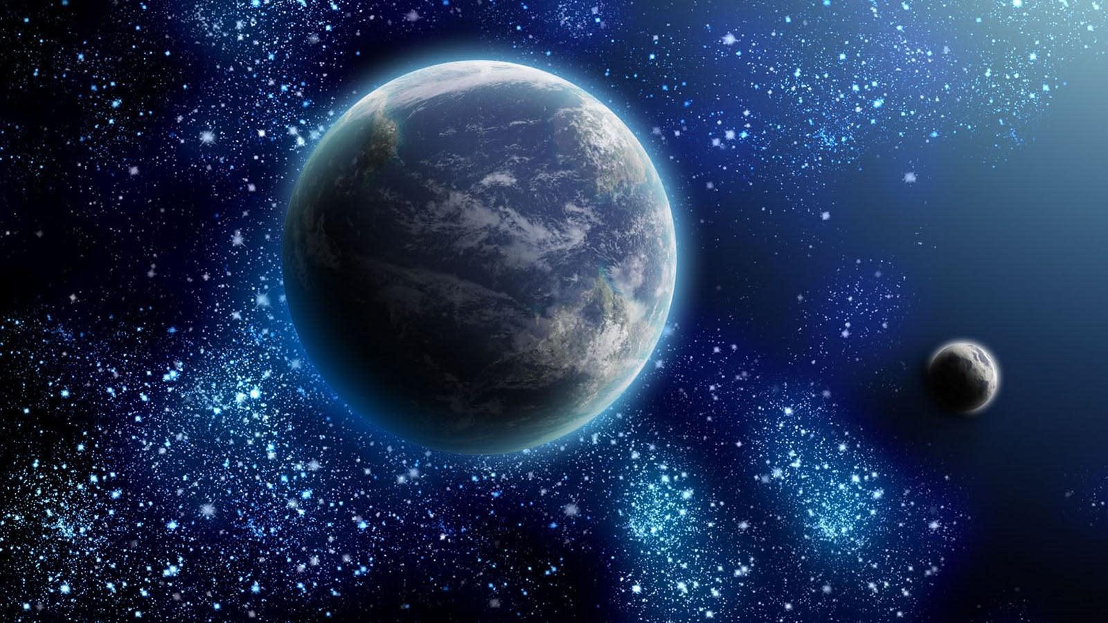 30 Space Planets and Universe Best HD Wallpapers { SET- 25 } خلفيات جديدة للكواكب!
