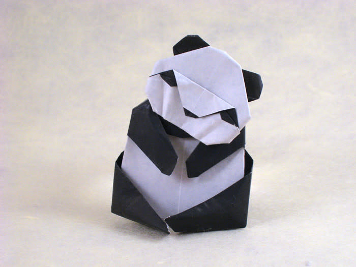 الورق origami