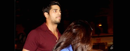 Spotted: A pretty young girl with Sidharth Malhotra