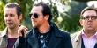 Simon Pegg battles robots in 'The World's End' (Y! Movies)