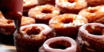 New doughnut hybrid takes food world by storm (GMA)