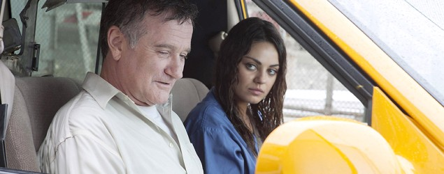 The advice Robin Williams gave Mila Kunis (JoJo Whilden/Lionsgate/Everett Collection)
