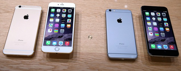 David Pogue's review of iPhone 6 and iPhone 6 Plus (Getty Images)