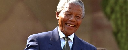 Nelson Mandela, the anti-apartheid activist and former South African president, has died. (AP)