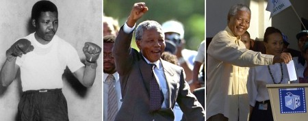 Nelson's Mandela's life in pictures (Getty;Reuters;AP)