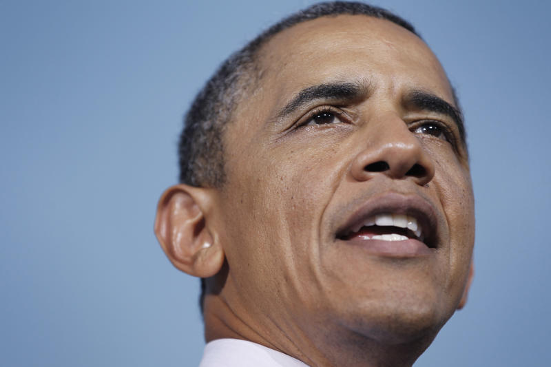 Jobs report presents mixed blessing for Obama