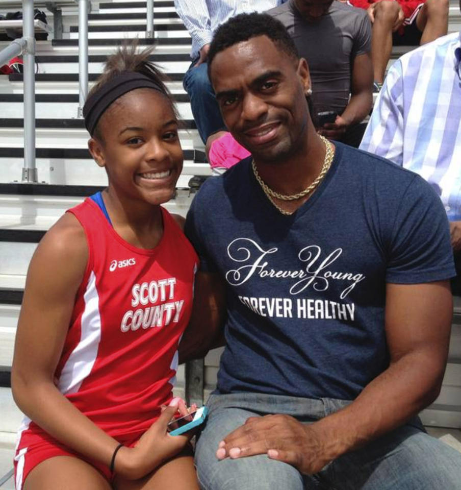 Three Indicted in Fatal Shooting of Olympic Sprinter Tyson Gay's Daughter