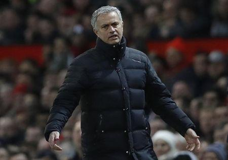 Mourinho charged with improper conduct by FA