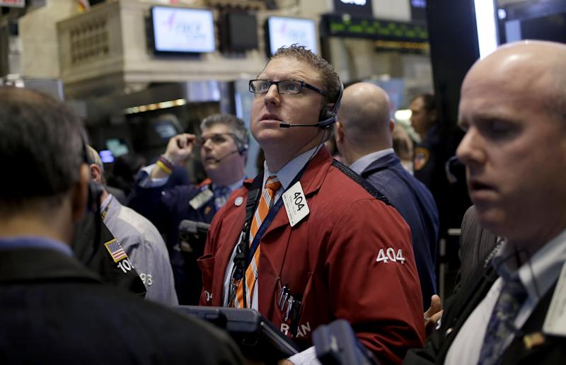 Stocks rise as Syria conflict looks less likely