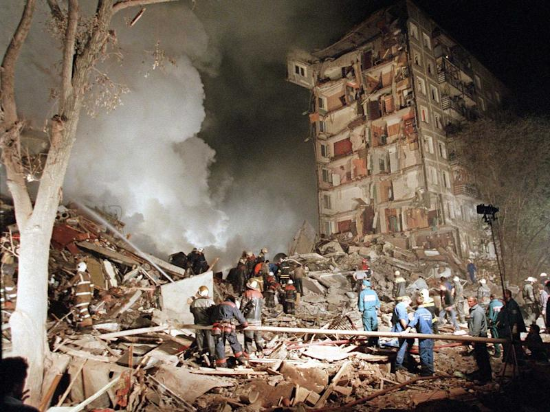 Moscow Apartment Bombing