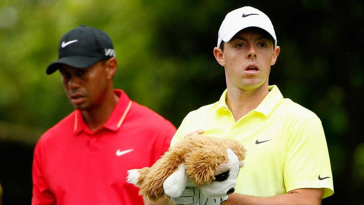 "In an interview with The Guardian, Rory McIlroy said he ""felt sorry"" for the 14-time major winner as his much-anticipated comeback has sputtered to a halt."