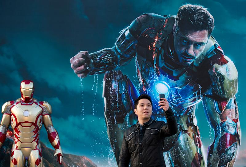 Hollywood yielding to China's growing film clout