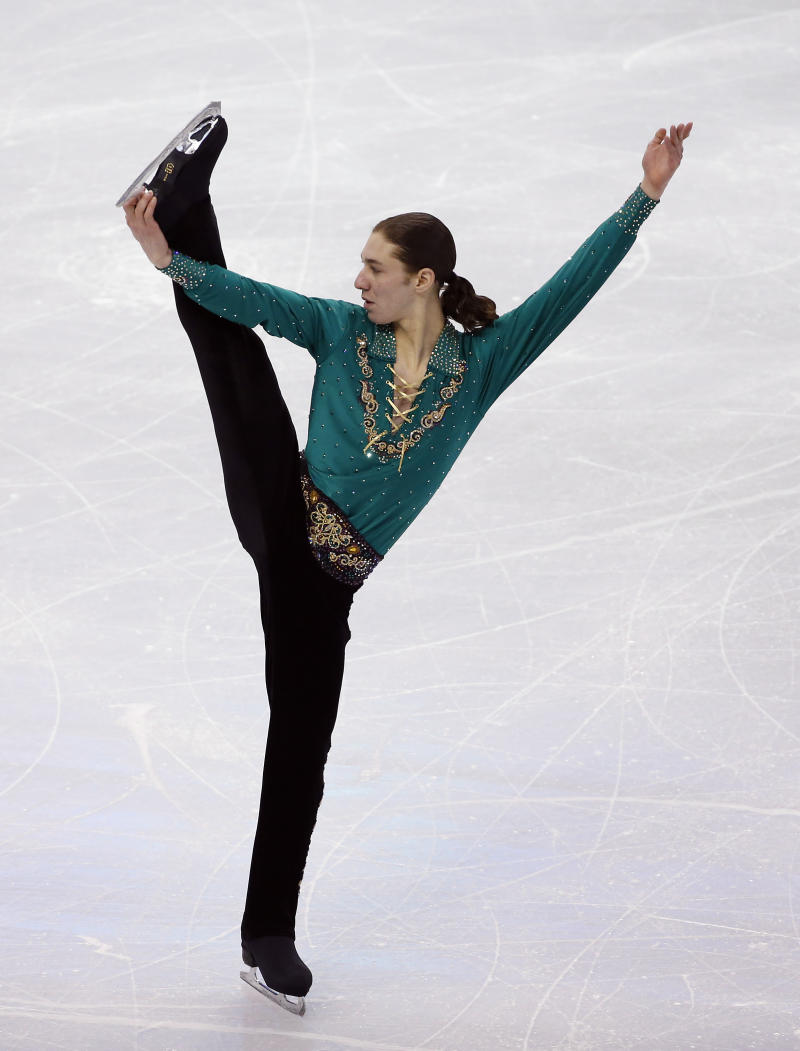 Abbott wins 4th US figure skating title; Brown 2nd