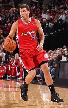 Better late than never for Griffin, Clippers