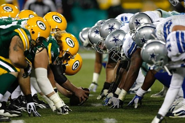 cowboys vs packers 2015 score horse betting odds
