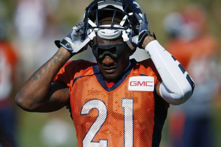 Aqib Talib snapped Michael Crabtree's chain